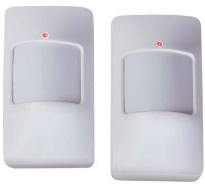 Proteggere l'ambiente esterno con i sensori infrarossi