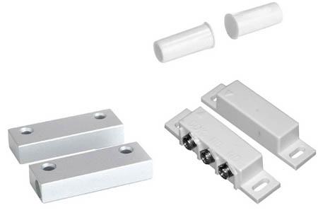 I contatti magnetici per porte e finestre come sistema di - Impianto allarme casa prezzi ...