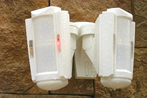 Antifurto sensori da esterno