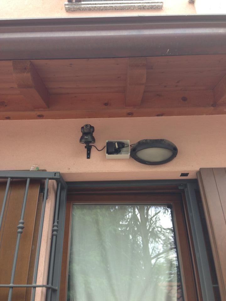 Antifurto casa wireless e filare quale allarme scegliere - Installazione allarme casa ...
