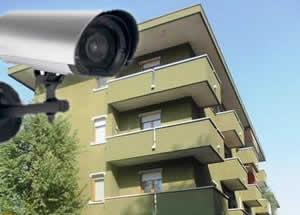 Pensavo che il condominio fosse garanzia di maggior sicurezza……..